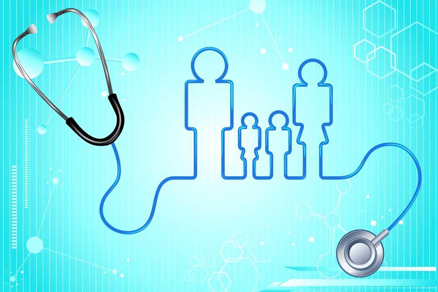 Krankenversicherung, Berufsunfähigkeitsversicherung, Unfallversicherung