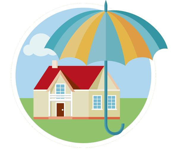 Sachversicherungen, Gebäudeversicherung, Eigentum, Besitz