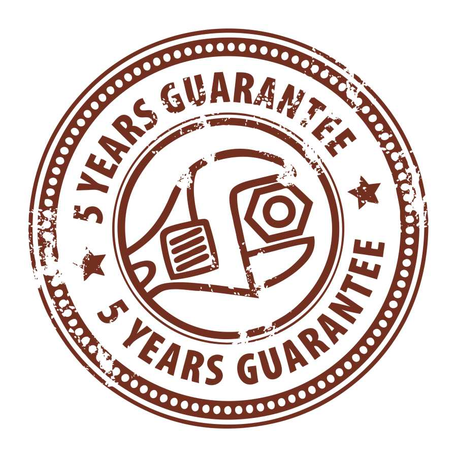 Bürgschaftsversicherung - 5 Jahre Gewährleistung