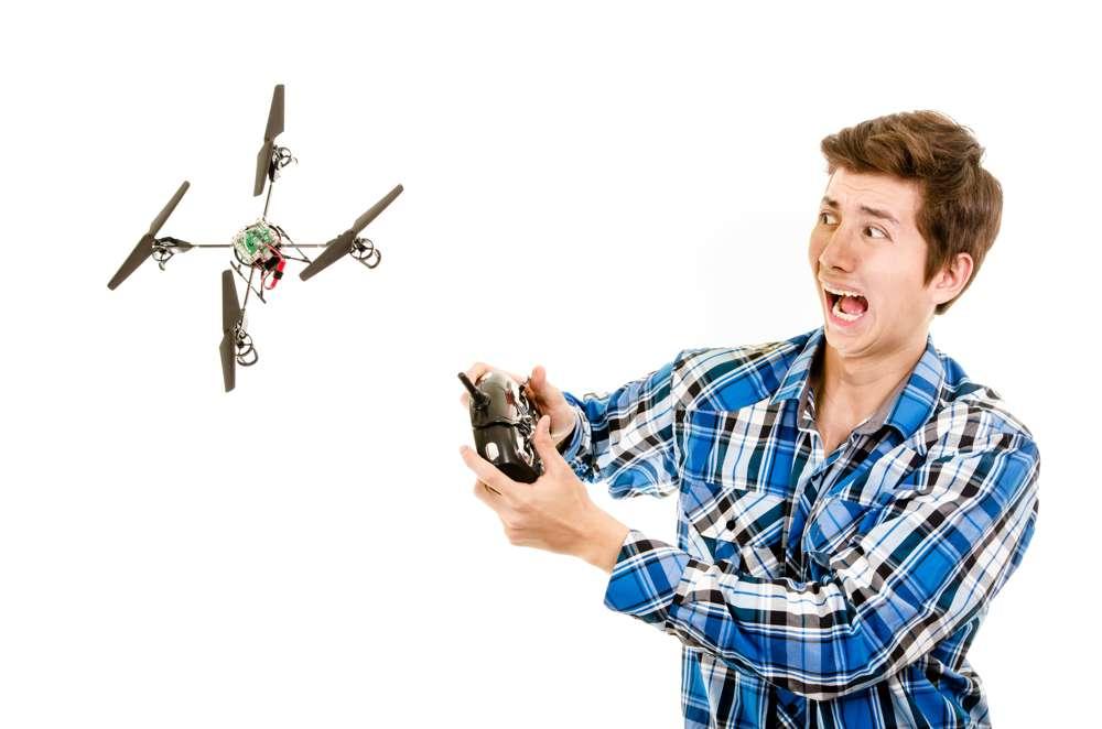 Drohnenversicherung bietet Schutz